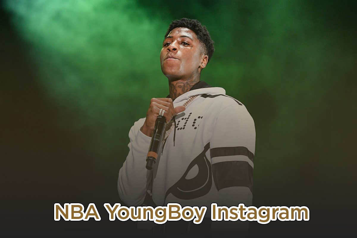 NBA YoungBoy Instagram Deleted 【Untold Story of Green Wallpaper】